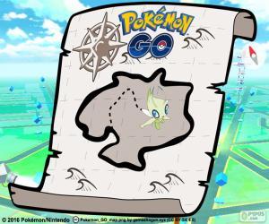 Puzzle Carte de Pokémon GO