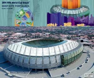 Puzzle Castelao Stadium (60 000), Forteresse