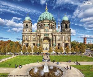 Puzzle Cathédrale de Berlin, Allemagne