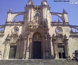Puzzle Cathédrale de Jerez de la Frontera, Espagne