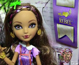 Puzzle Cedar Wood, Ever After High