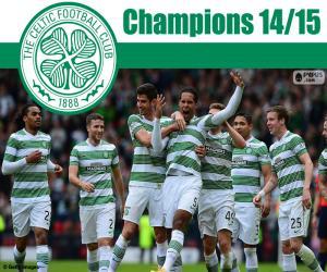 Puzzle Celtic FC champion 2014-2015