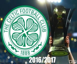 Puzzle Celtic FC champion 2016-2017