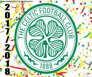 Puzzle Celtic, Premiership 2017-2018