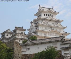 Puzzle Château de Himeji, Japon