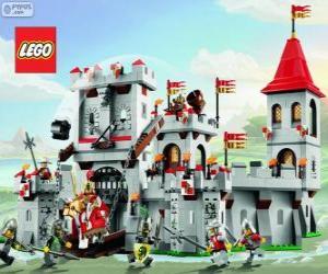 Puzzle Château de Lego