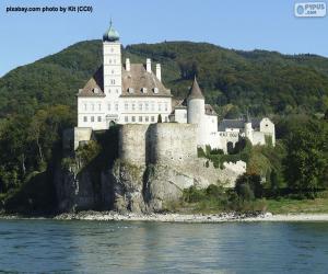 Puzzle Château de Schönbühel, Autriche