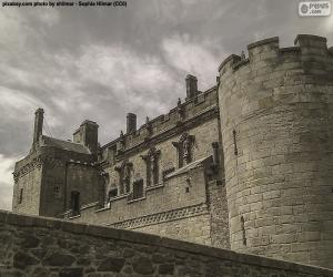 Puzzle Château de Stirling, Écosse
