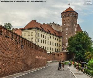 Puzzle Château du Wawel, Pologne