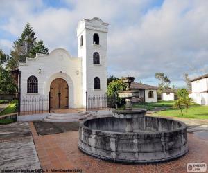 Puzzle Chapelle, Équateur