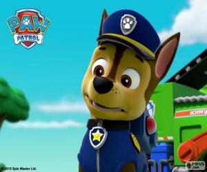 Puzzle Chase, Paw Patrol