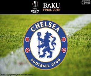 Puzzle Chelsea, champion Ligue Europa 2019