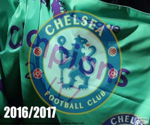 Puzzle Chelsea FC champion 2016-2017