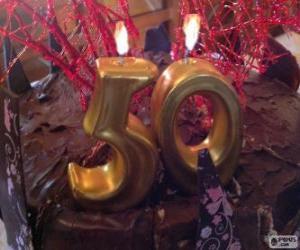 Puzzle Cinquantième anniversaire