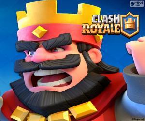Puzzle Clash Royale, icône