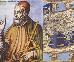 Puzzle Claudio Ptolémée