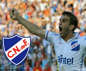 Puzzle Club Nacional de Football 14-15