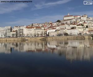 Puzzle Coimbra, Portugal