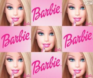 Puzzle Collage de Barbie