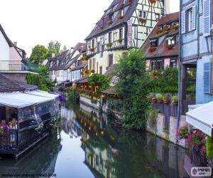 Puzzle Colmar, France