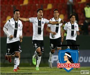 Puzzle Colo-Colo, Apertura 2015