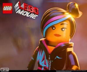 Puzzle Cool-Tag, un esprit libre du film Lego