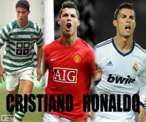Puzzle Cristiano Ronaldo