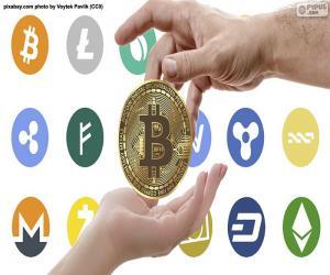 Puzzle Crypto-monnaies