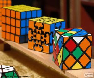 Puzzle Cube de Rubik