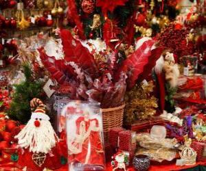 Puzzle Décorations de Noël