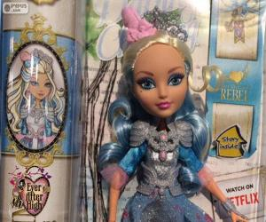 Puzzle Darling Charming, Ever After High