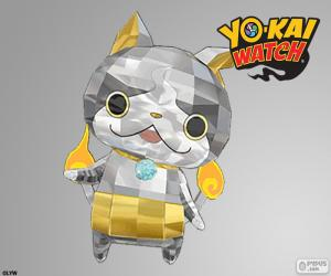 Puzzle Diamanyan, Yo-Kai Watch