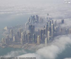 Puzzle Doha, Qatar