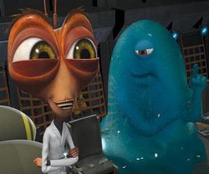 Puzzle Dr Cafard et Bob