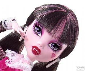 Puzzle Draculaura de Monster High