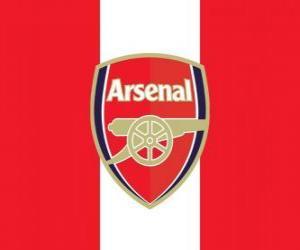Puzzle Drapeau de Arsenal FC