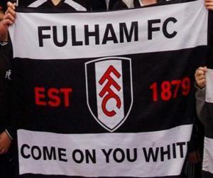 Puzzle Drapeau de Fulham F.C.