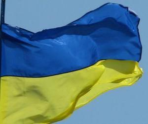 Puzzle Drapeau de l'Ukraine