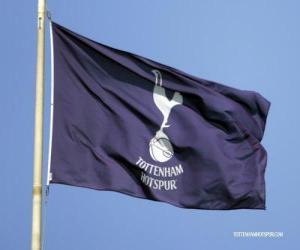 Puzzle Drapeau de Tottenham Hotspur F.C.