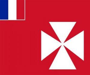 Puzzle Drapeau de Wallis et Futuna