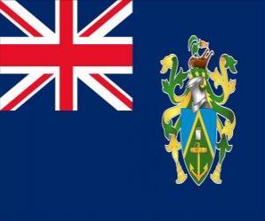 Puzzle Drapeau des Îles Pitcairn