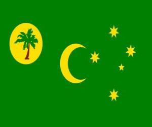 Puzzle Drapeau des îles Cocos