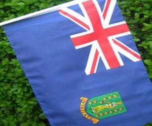 Puzzle Drapeau des îles Vierges britanniques