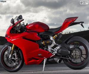 Puzzle Ducati 1299 Panigale 2015