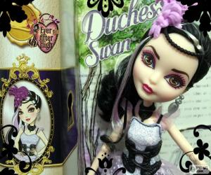 Puzzle Duchess Swan Ever After High