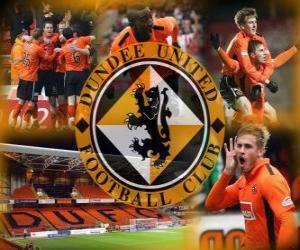 Puzzle Dundee United FC, club de football écossais