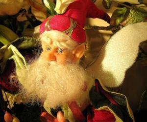 Puzzle Elfe de Noël