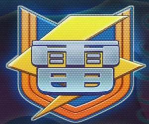 Puzzle Emblème de l'équipe de Raimon