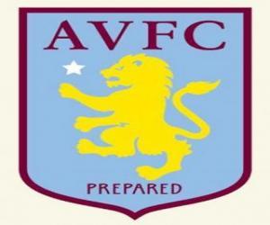 Puzzle Emblème de Aston Villa F.C.