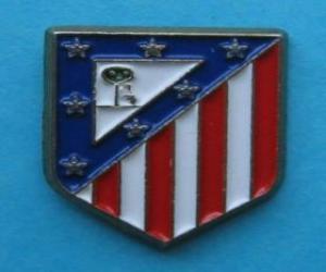 Puzzle Emblème de Atlético de Madrid